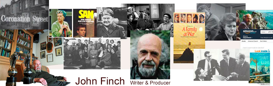 john finch writer and producer