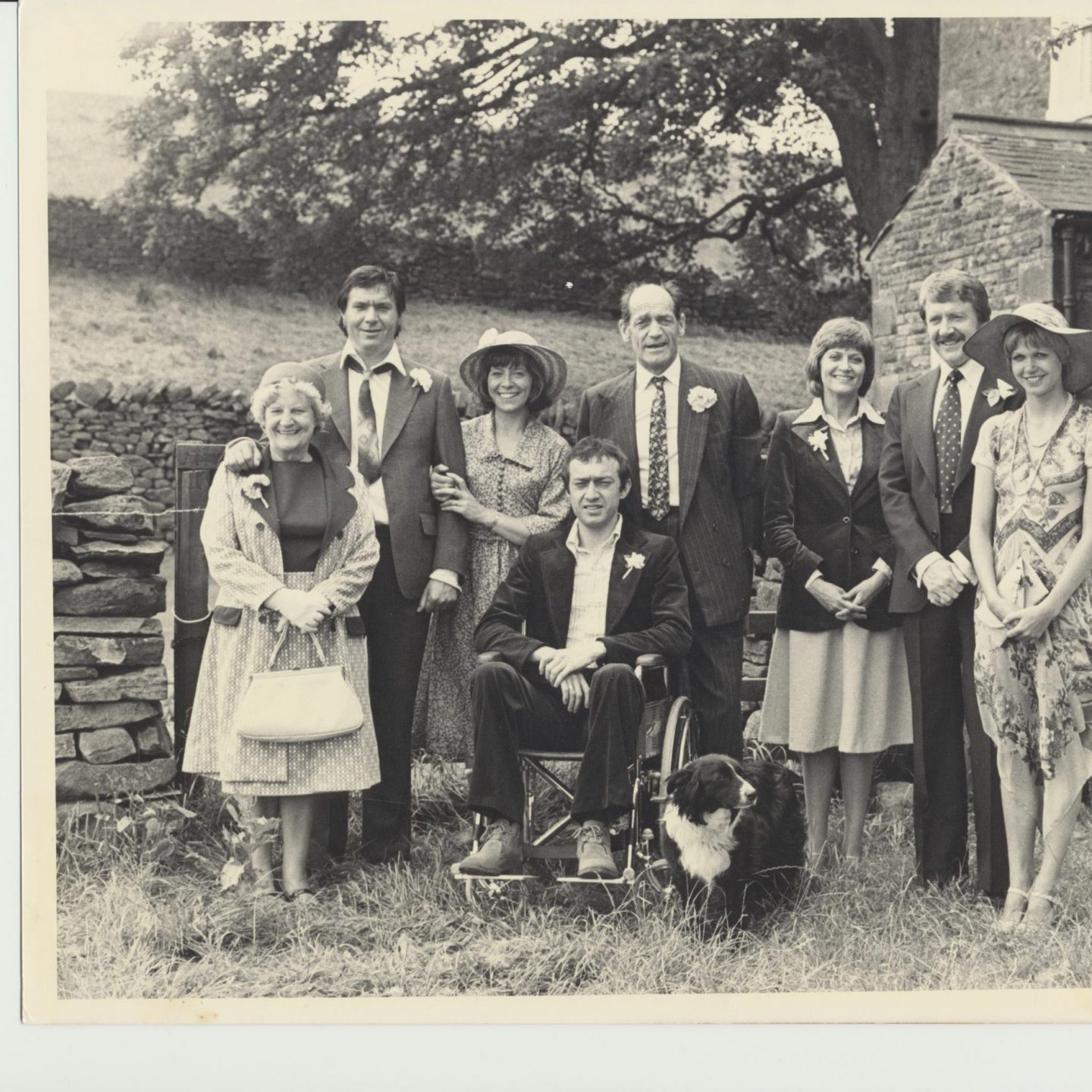 Remembering filming near Settle in the summer of '76